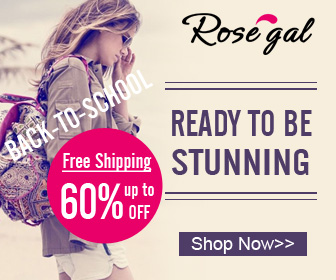 Back To School Sale! UP to 60% OFF! Free Shipping! Ready to Be Stunning!