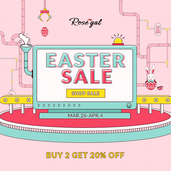 Easter Sale: Play Game and Get Big Coupon