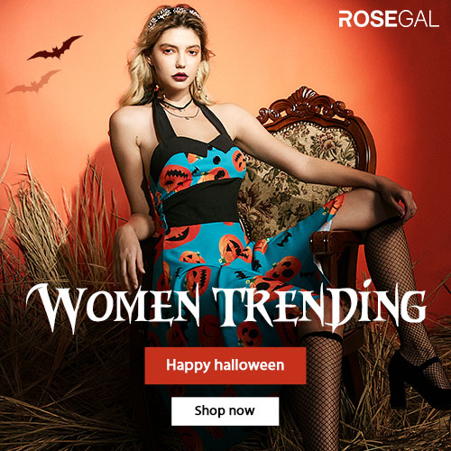Halloween Women Best Sellers