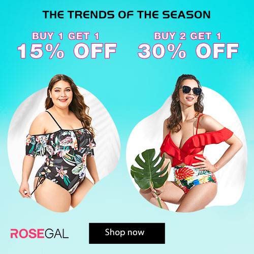 Summer Swimwear Trend, Up to 30% OFF