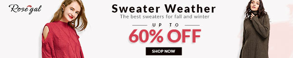 Sweater Weather: Up to 60% OFF + Free Shipping