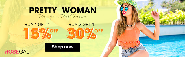 Pretty-Woman BUY 1 GET 15% OFF?BUY 2 GET 30% OFF