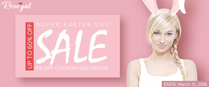 Easter Day Sale