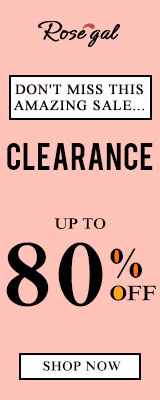 Clearance: Up to 80% OFF+Free Shipping