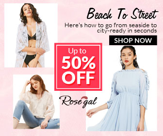 Beach To Street: Up to 50% OFF + FREE SHIPPING