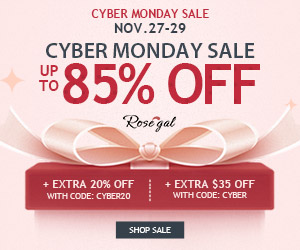Cyber Monday Sale: Up to 85% OFF, save more with coupon