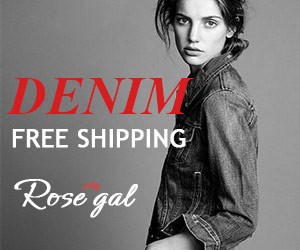 Denim style! Enjoy up to 80% off for all denim items! Shop now!