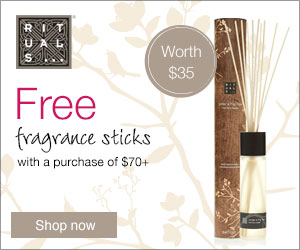 Free Hammam Olive Shower Paste + Free Scrub Glove with $60 Purchase at RITUALS...