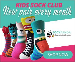 sock panda discount
