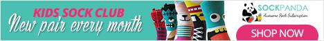 sock panda coupon