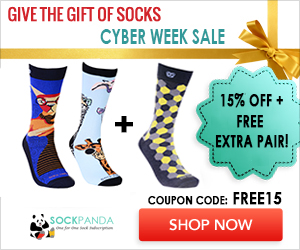 881923ea Sock Panda is a sock subscription service offering creative, fun and trendy  socks for men, women, tweens and kids. They're located in the US, but you  can ...