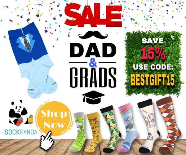 600x500dadgrads2021 - Celebrate Dads & Grads with 15% off