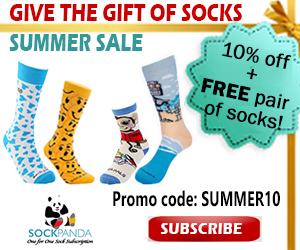 Sock Panda  Coupon Codes