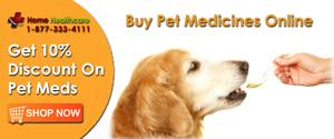 Save 10% on pet Meds