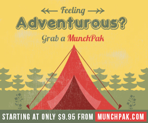 Feeling Adventurous? Grab a MunchPak!