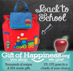Back to School 2014 featuring Stephen Joseph - 5% to charity of your choice