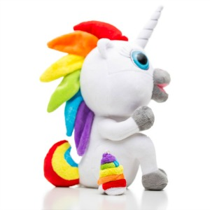 Dookie Unicorn Pooping Ice Cream Plush Toy