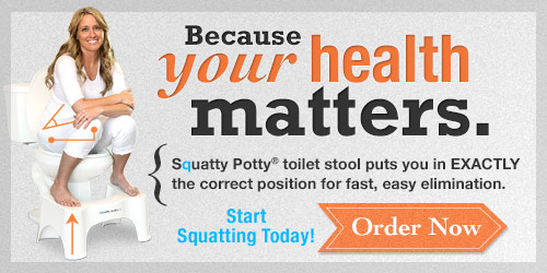 Order Squatty Potty