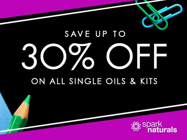 30% Off Spark Naturals Promo Code