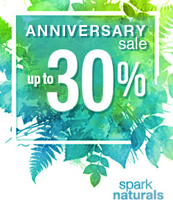 Upto 30% Off Spark Naturals Promo Code