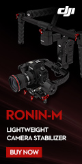 Ronin-M Lightweight Camera Stabilizer
