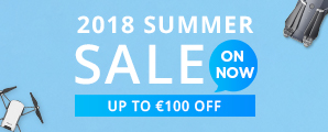?UK,EU,KR?DJI 2018 SUMMER SALE-UP TO €100 OFF