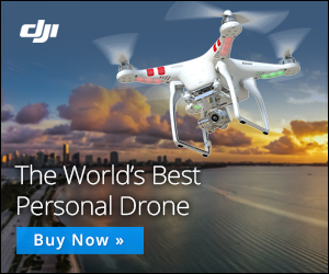 The World's Best Personal Drone