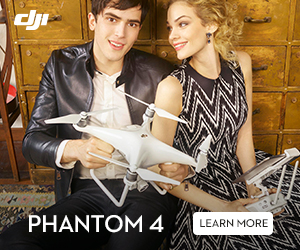 DJI Phantom 4 - Aerial Photography is for Everyone