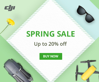 DJI Spring Sale, up to 20% off.Shop now!
