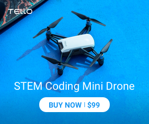 Tello - STEM Coding Mini Drone.