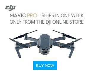 DJI Mavic Pro - Ships in one week.