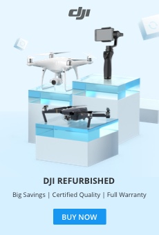 DJI Refurbished - Big Savings, Certified Quality, Full Warranty.