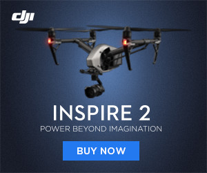 DJI Inspire 2-Power Beyond Imagination.