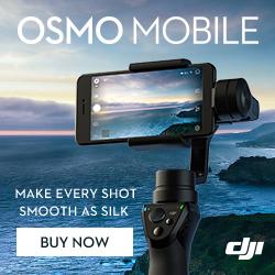 DJI OSMO MOBILE - Make Every Shot Smooth as Silk