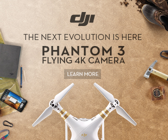 The Next Evolution Is Here: Phantom 3 - Flying 4K Camera
