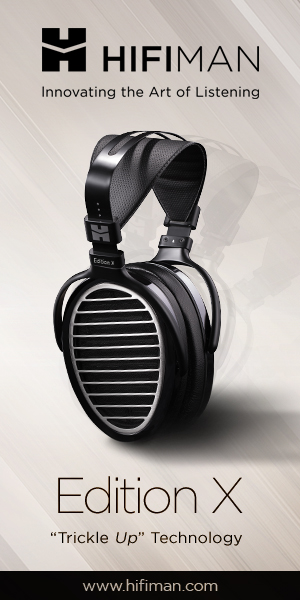 HIFIMAN Edition X Over-Ear Full-Size Planar Magnetic Headphones