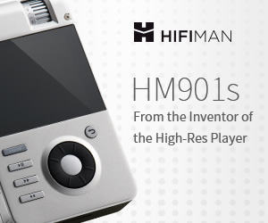 hifiman hm901s portable player