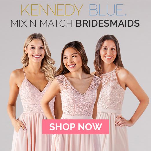 Kennedy Blue Bridesmaid Dresses