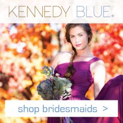Shop Bridesmaid Dresses at KennedyBlue.com