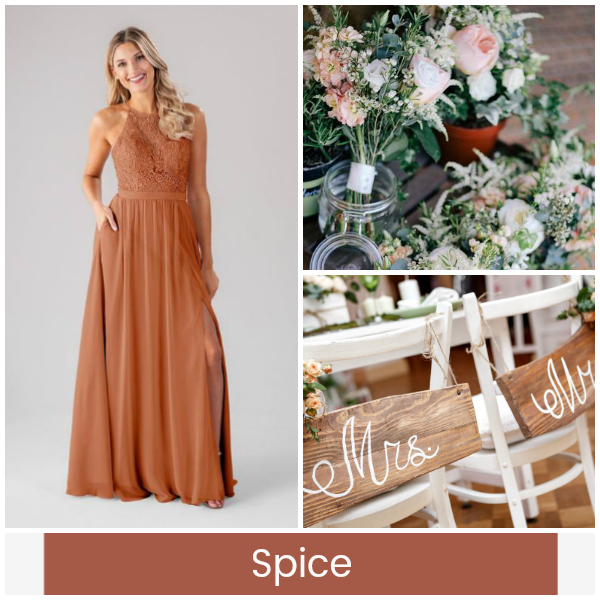 New Bridesmaid Dress Colors