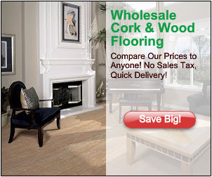 Wholesale Cork & Hardwood Flooring