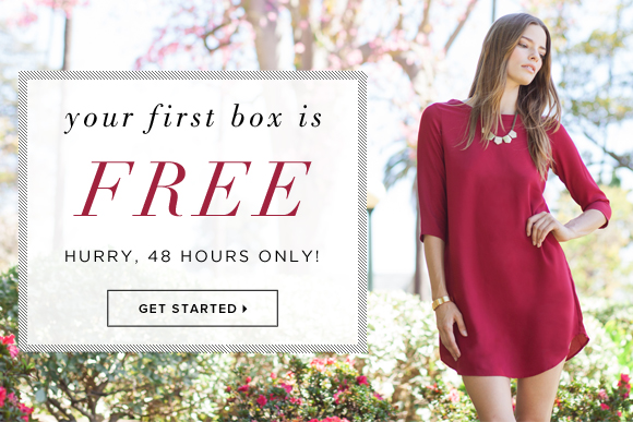 Get 1 Month of FREE Clothes With @LeTote