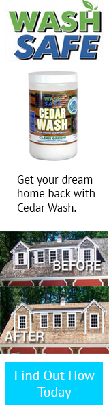 Wash Safe Industries Cedar Wash