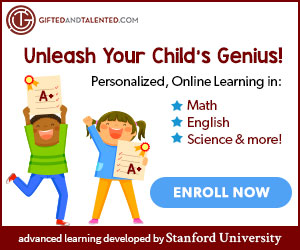 Unleash Your Child's Genius