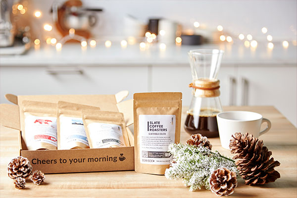 Monthly Coffee Subscription Sampler