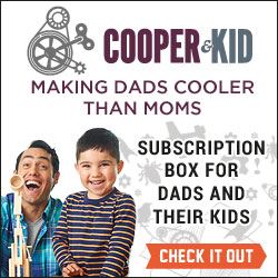 Cooper & Kid Cooper Kit Subscription Box for Dads And Kids