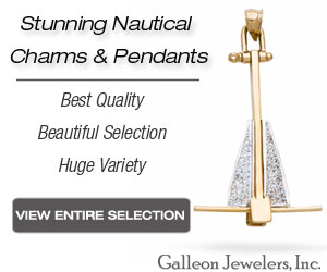 Galleon Jewelers - Charms & Pendants - Anchors