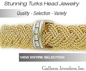 Galleon Jewelers - Charms & Pendants - Turks Head