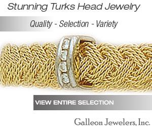Galleon Jewelers - Charms & Pendants - Turks Head