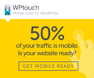 50% of your traffic is mobile - is your WordPress website ready?